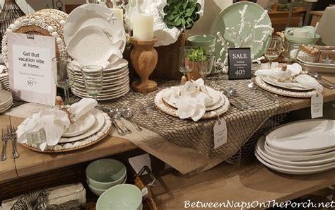 pottery barn lenox ralph seashore dinnerware a shirt i liked so
