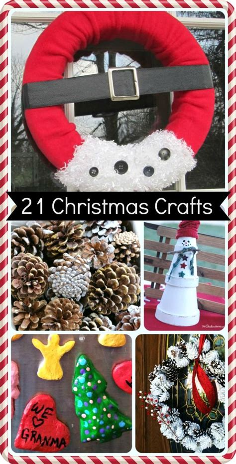 Easy Christmas Crafts For Kids And Adults Cheap Diy And