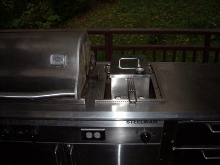 outdoor kitchen fryer top 28 outdoor kitchen fryer built in built in deep fryer houzz gaggenau appliances vario
