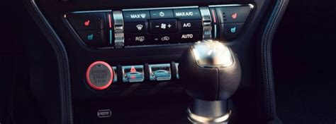 pulsing start button    ford mustang