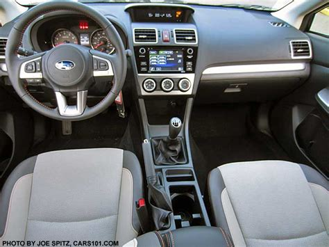 subaru crosstrek interior cars 101 subaru autos post