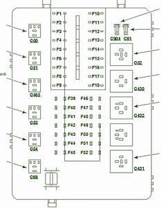Fuse Box Diagram 98 Contour 1998 Ford Ranger Fuse Diagram