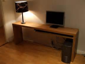 ikea computer desk hack ikea malm desk with pull out panel review hostgarcia