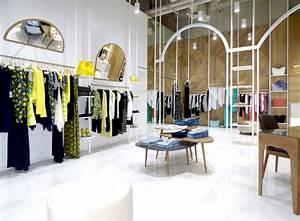 Dresses – Modern Boutique Decor by Think Forward Design