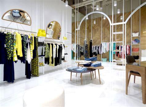 Dresses ? Modern Boutique Decor by Think Forward Design
