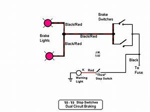 Motorcycle Rear Brake Light Wiring Diagram