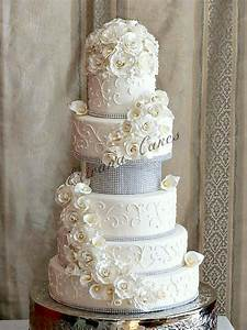 Cakes-Cascading flowers on Pinterest Sugar Flowers