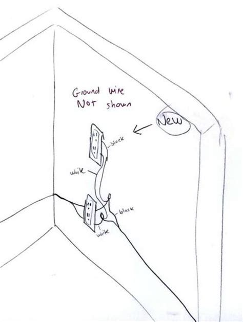 Adding Additional Outlet Bedroom Circuit