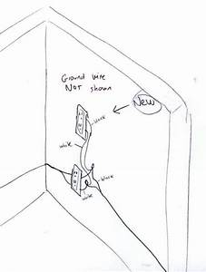 Adding An Additional Outlet To Bedroom Circuit - Is My Wiring Diagram Correct