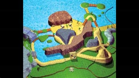 Sonic R Resort Island Remix