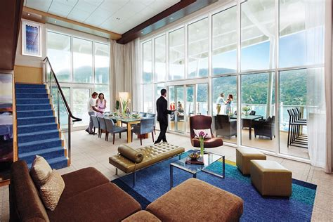 sensational cruise ship suites  sea