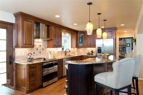 expert kitchen remodeling  cincinnati  bauscher