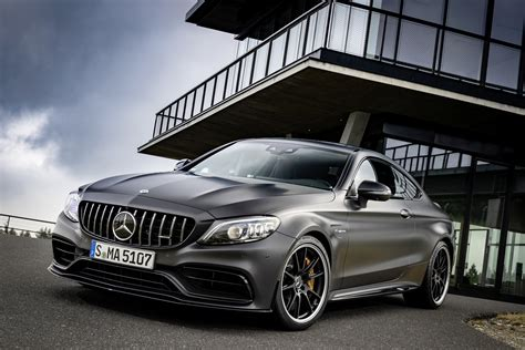 Occasion mercedes classe c 220 : The new Mercedes-AMG C 63 S model range: More agility for the powerhouse of the C-Class ...
