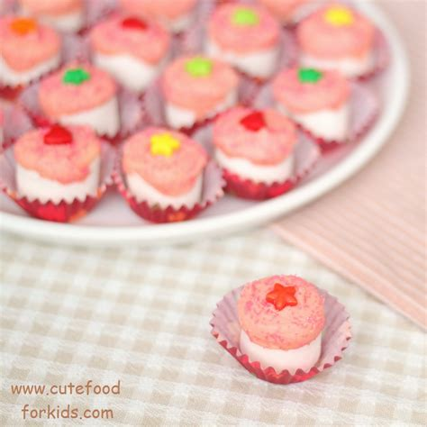 cuisine cupcake food for marshmallow cupcakes