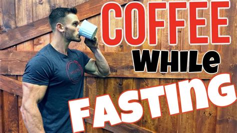 These two different groups were given either. Intermittent Fasting: Does Drinking Coffee Boost Benefits? - Thomas DeLauer - YouTube