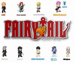Fairy tail characters ! - Anime Photo (31764290) - Fanpop