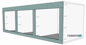 Queen Platform Storage Bed-Kristy Collection - Sawdust Girl®