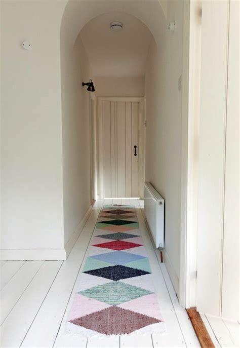 tapis de couloir  dentree aux motifs rigolos
