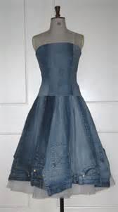 Jeans dress | All things made denim! | Pinterest | Beautiful Robe sans bretelles et Jupes