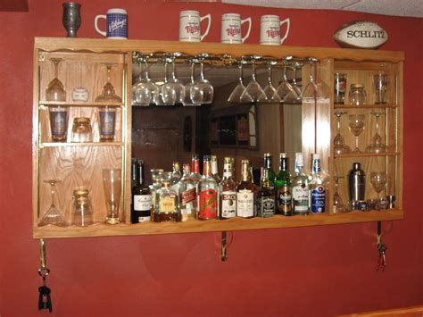 Bar With Shelves by Back Bar Mirror With Shelves Search House Bar