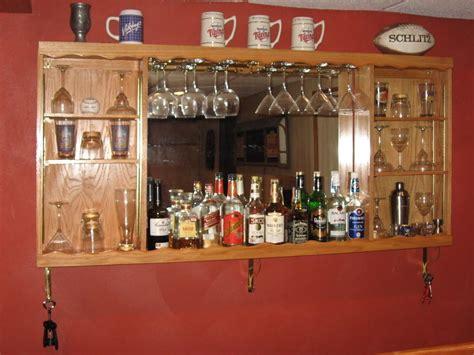 bar mirror  shelves google search home bar plans