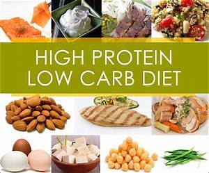 High Protein Low Carb Diet for Weight Loss - What Are The Risk Factors? Protein Diet