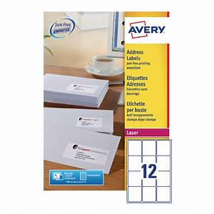 avery laser inkjet address labels 12 labels per sheet With avery labels 12 per sheet