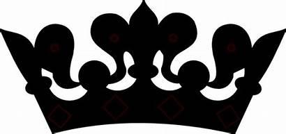 Crown Clip Clipart Clker Domain Cliparts