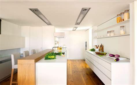 pintar de blanco la mejor solucion  reformar la cocina