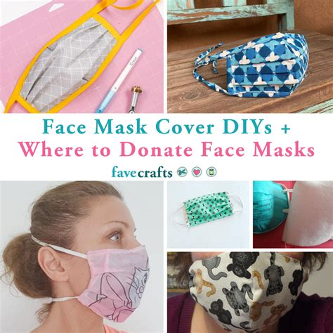 diy face masks   donation info allfreesewingcom