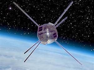 Vanguard 1 - the first Solar Powered Satellite - yovisto ...