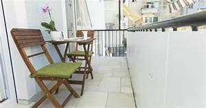 Balkonmöbel Set Für Kleinen Balkon : loungem bel balkon schmal ~ Indierocktalk.com Haus und Dekorationen