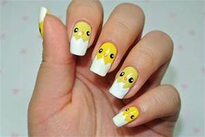 Simple easter nail designs for beginners step by
