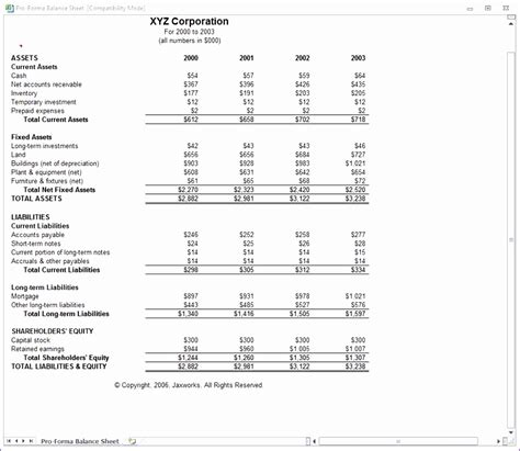 income statement and balance sheet template excel exceltemplates exceltemplates