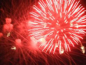 red fireworks by greedygirl68 on DeviantArt