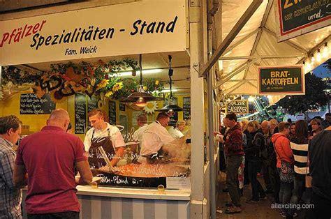 largest wine festival   world wurstmarkt