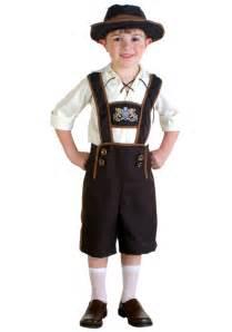 boys costume ideas toddler lederhosen boy costume