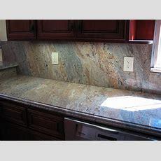 Full Granite Backsplash? To Have Or Not?