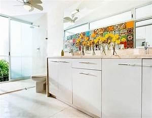 Jardin interieur dans une maison moderne au mexique for Salle de bain design avec décoration de noel professionnel