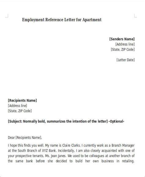 letter  employment  apartment nice apartement