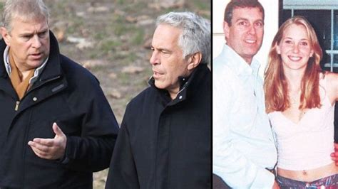 Files Accusing Prince Andrew of Having Sex With Jeffrey ...