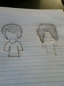 Emo Drawings