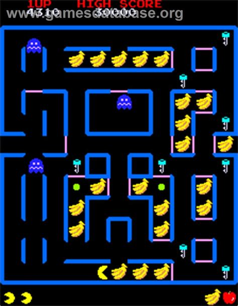 Super Pac Man Arcade Games Database