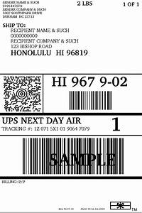 introduction to the shipping integrator with ups With how do shipping labels work