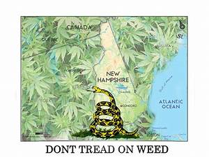 New Hampshire and Vermont Vote in Favor of Recreational ...