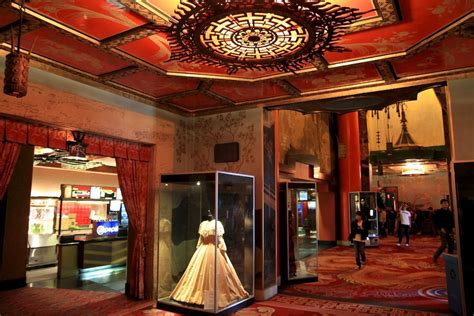 The Entrance Of A Cinema Hotel Or Theatre by Theater Lobby Design Theater Lobby Graumans