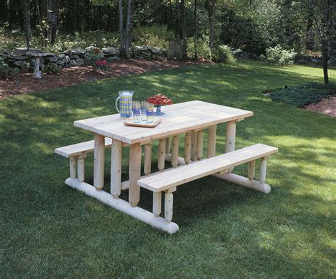Parkstyle Picnic Table  Outdoorfurniturepluscom