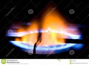 Natural Gas Burner Royalty Free Stock Photo - Image: 4672595