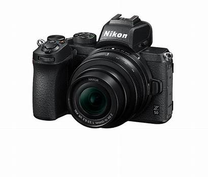 Nikon Dx Z50 Vr 50mm Lens Mirrorless