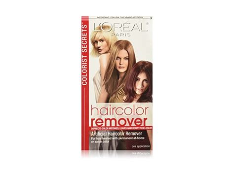 L'oreal Colorist Secrets Haircolor Remover Hair Treatment